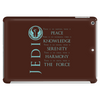 The Jedi Code Tablet (horizontal)