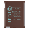 The Jedi Code Tablet (vertical)