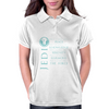 The Jedi Code Womens Polo