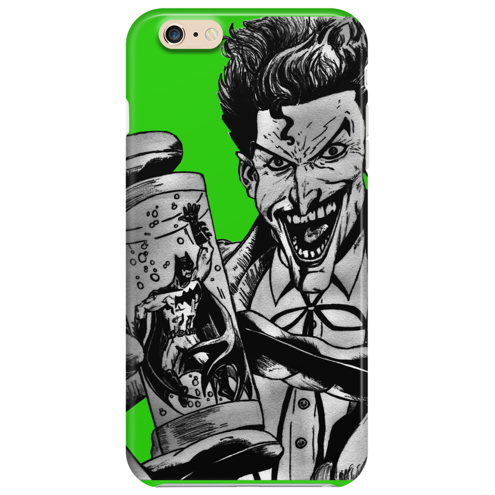 The Joker & Batman Phone Case