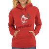 The Joker why so serious Womens Hoodie