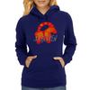 The Julbocken Womens Hoodie