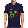The king and co Mens Polo