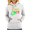 The king and co Womens Hoodie