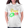 The king and co Womens Polo