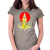 The King in Yellow Womens Fitted T-Shirt