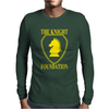 The Knight Foundation Mens Long Sleeve T-Shirt