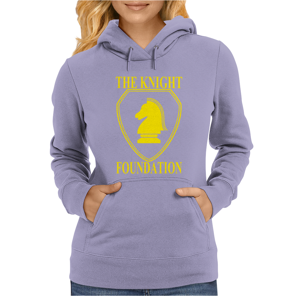 The Knight Foundation Womens Hoodie