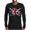 The Kray Twins Union Jack Mens Long Sleeve T-Shirt