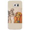 The Lady and The Tramp Phone Case