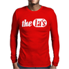 The La's Ringer Mens Long Sleeve T-Shirt
