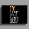 The Last of Us Endure and Survive Poster Print (Landscape)