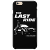 The Last Ride - PW Phone Case
