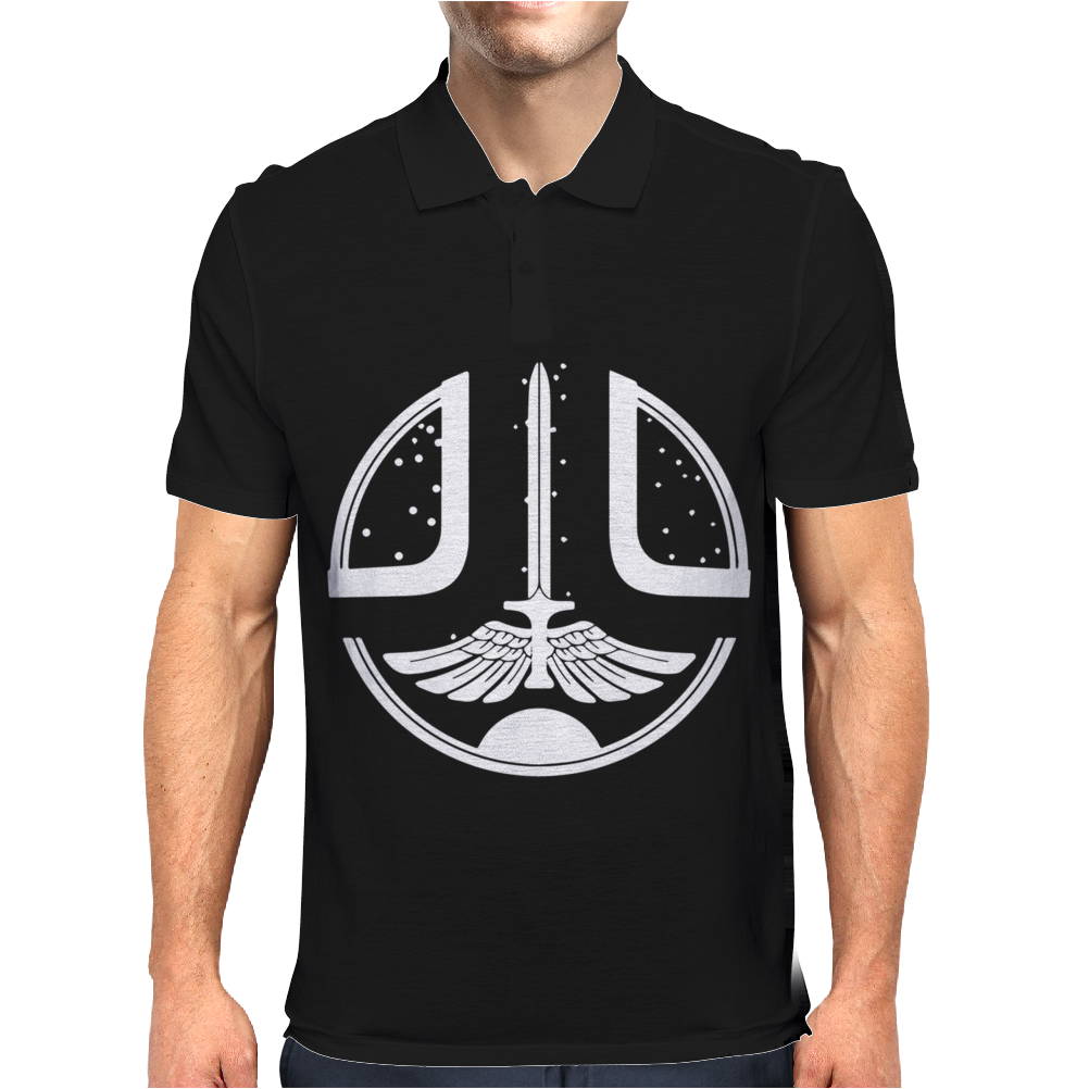 The Last Starfighter Mens Polo