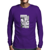 The Laughing Girl Mens Long Sleeve T-Shirt
