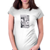 The Laughing Girl Womens Fitted T-Shirt
