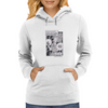 The Laughing Girl Womens Hoodie
