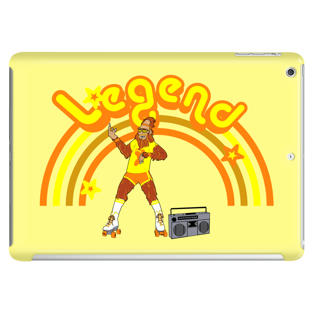 The Legend Tablet (horizontal)
