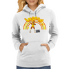 The Legend Womens Hoodie