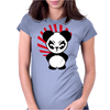 The Little Panda Womens Fitted T-Shirt