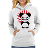 The Little Panda Womens Hoodie