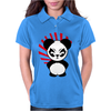 The Little Panda Womens Polo