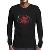 The Liver is Evil it Must be Punished - on white v2 Mens Long Sleeve T-Shirt