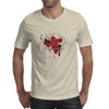 The Liver is Evil it Must be Punished - on white v2 Mens T-Shirt