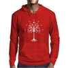The Lord Of The Rings Tree Of Gondor Mens Hoodie