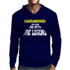 The Man The Myth The legend Mens Hoodie