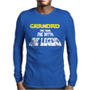 The Man The Myth The legend Mens Long Sleeve T-Shirt
