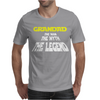 The Man The Myth The legend Mens T-Shirt