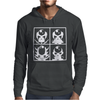 The Many Forms Mens Hoodie