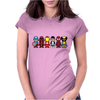 The Marvelous 6 - Cloud Nine Edition Womens Fitted T-Shirt