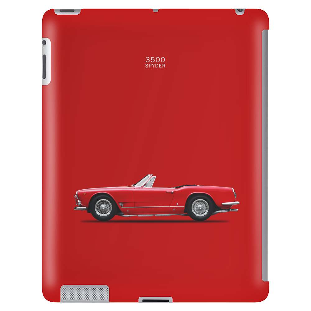 The Maserati 3500 Tablet (vertical)
