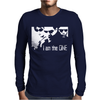 The Matrix Tribute The One Mens Long Sleeve T-Shirt