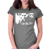 The Matrix Tribute The One Womens Fitted T-Shirt
