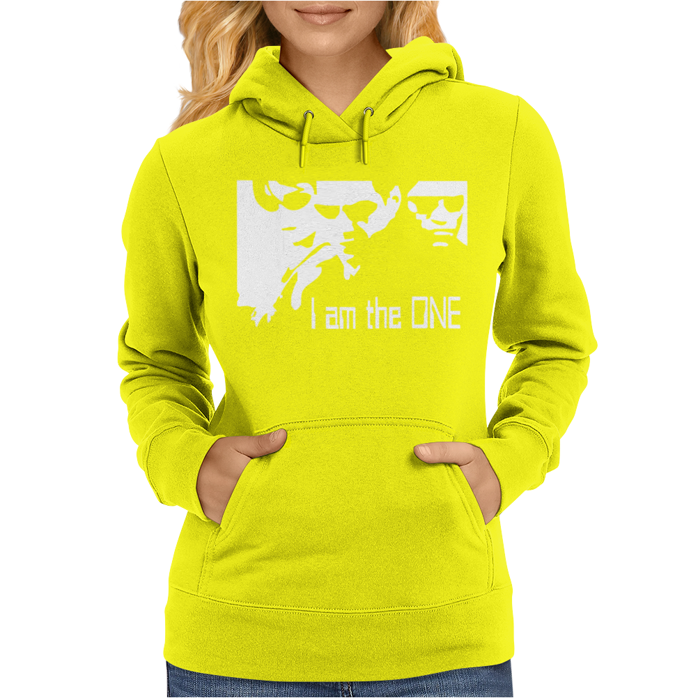 The Matrix Womens Hoodie