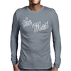 The Max Saved By The Bell Mens Long Sleeve T-Shirt