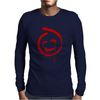 The Mentalist Red John Calling Card Mens Long Sleeve T-Shirt