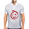 The Mentalist Red John Calling Card Mens Polo