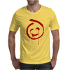 The Mentalist Red John Calling Card Mens T-Shirt