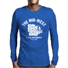 The Mid-West Mens Long Sleeve T-Shirt