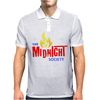 The Midnight Society Mens Polo