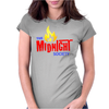 The Midnight Society Womens Fitted T-Shirt