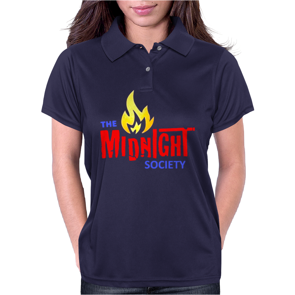 The Midnight Society Womens Polo