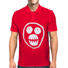 The Mighty Boosh Skull Mens Polo