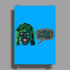 THE MIGHTY BOOSH TV SERIES - I'M OLD GREGG! - LOVE GAMES Poster Print (Portrait)