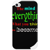 The mind is everything Phone Case