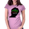 The mind is everything Womens Fitted T-Shirt